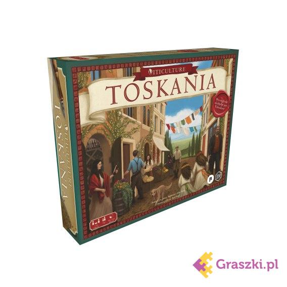 Viticulture: Toskania // darmowa dostawa od 249.99 zł // wysyłka do 24 godzin! // odbiór osobisty w Opolu